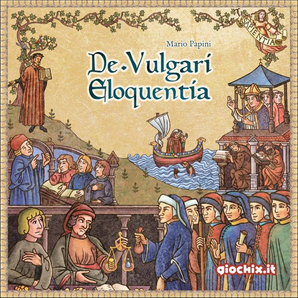 De Vulgari Eloquentia (Deluxe Edition)