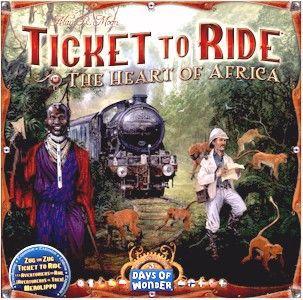 Ticket to Ride - Afrika