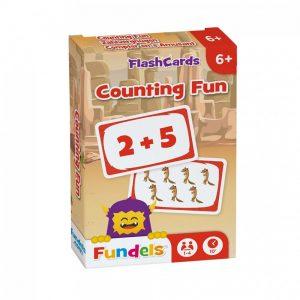 FlashCards - Counting Fun