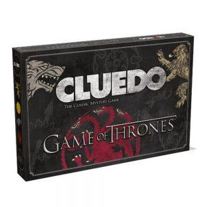 Cluedo Game of Thrones Deluxe