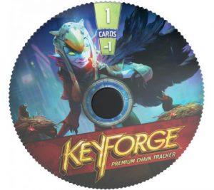 Keyforge Premium Chain Tracker - Shadows