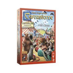 Carcassonne: Het Circus