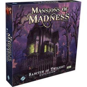 Mansions of Madness 2nd Sanctum of Twilight
