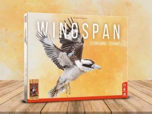 Wingspan Oceanië NL