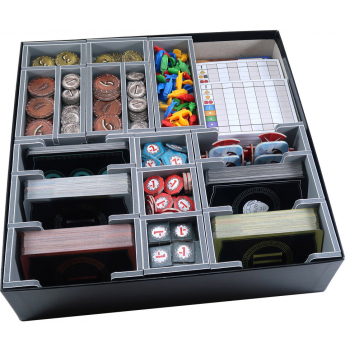 7 Wonders 2nd Edition - Folded Space Insert