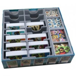 Imperial Settlers & 51st State - Folded Space Insert