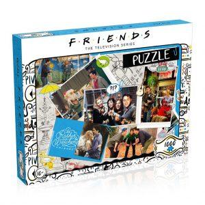 Puzzel - Friends Scrapbook