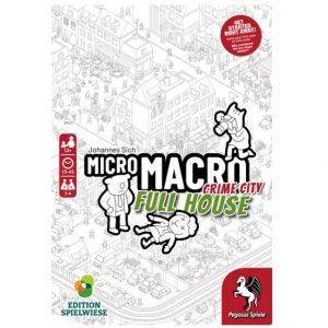 MicroMacro : Crime City - Full House ENG [PREORDER]