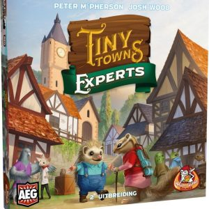 Tiny Towns: Experts NL