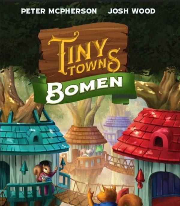 Tiny Towns: Bomen NL