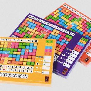 Keer op Keer Scoreblok - Level 2, 3 & 4