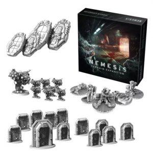 Nemesis: Terrain