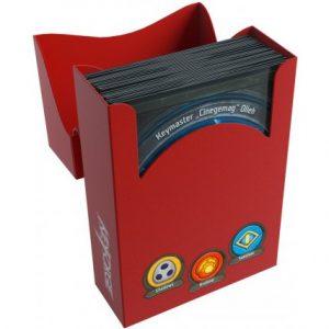 Keyforge Aries Deckbox Red