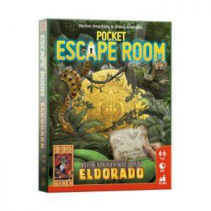 Pocket Escape Room: Het Mysterie van Eldorado
