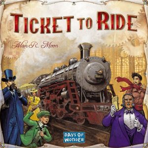 Ticket to Ride NL