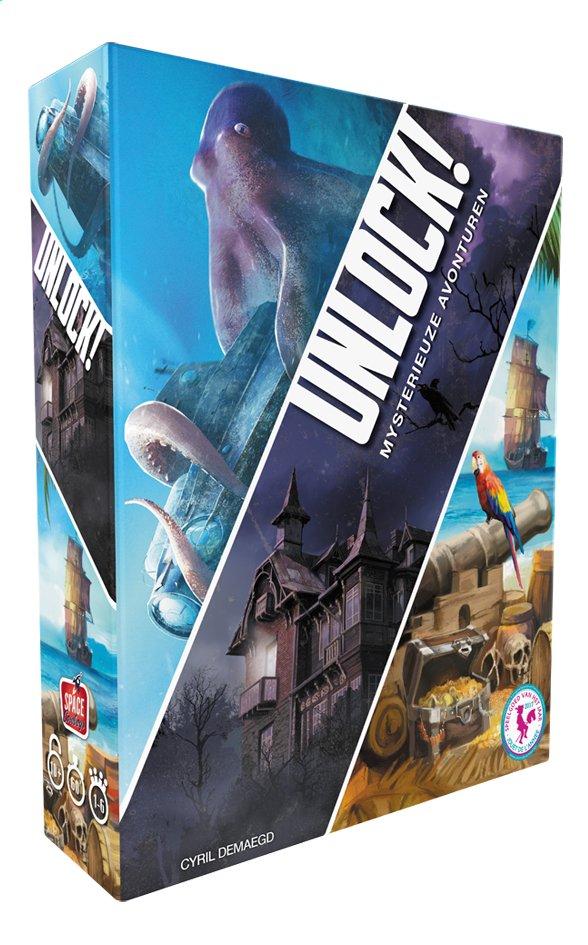 Unlock 2 - Mysterieuze avonturen