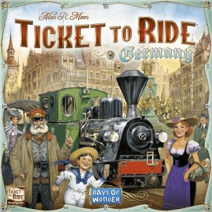 Ticket To Ride - Germany