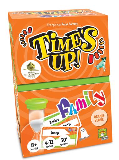Time's Up - Family Oranje