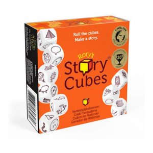 Story Cubes - Classic - Oranje