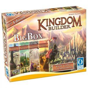 Kingdom Builder - 2nd Edition Big Box