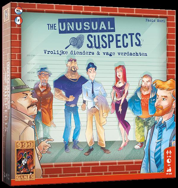 Unusual Suspects NL