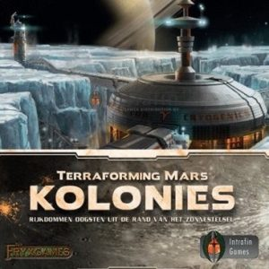Terraforming Mars Colonies NL