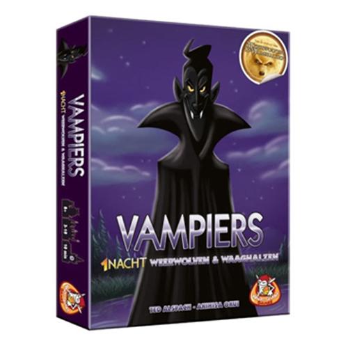 1 Nacht Weerwolven: Vampieren