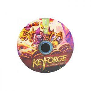 Keyforge Premium Chain Tracker - Brobnar