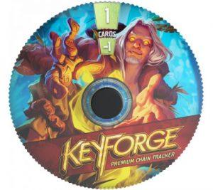 Keyforge Premium Chain Tracker - Untamed