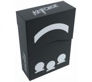 Keyforge Aries Deckbox Black