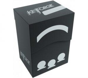 Keyforge Gemini Deckbox Black