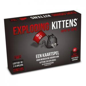 Exploding Kittens NSFW NL