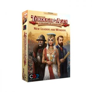 Through the Ages: New Leaders & Wonders