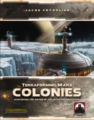 Terraforming Mars Colonies ENG