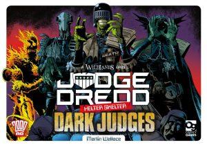 Judge Dredd: Helter Skelter - Dark Judges
