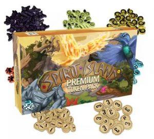 Spirit Island Premium Token Set