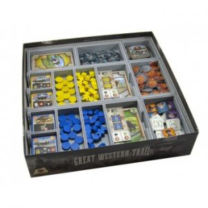 Great Western Trail V2 - Folded Space Insert