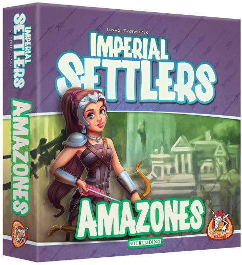 Imperial Settlers: Amazones