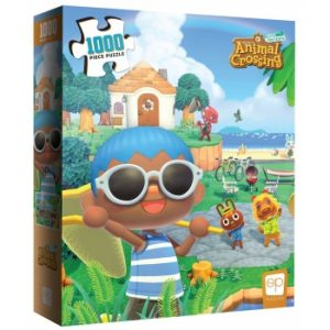 "Puzzel - Animal Crossing: New Horizons ""Summer Fun"" (1000)"