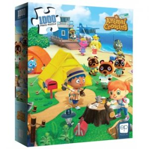 """Puzzel - Animal Crossing: New Horizons """"Welcome to Animal Crossing"""" (1000)"""