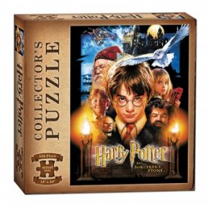Puzzel - Harry Potter and the Sorcerer's Stone (550)