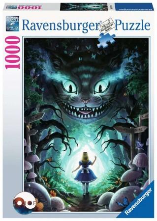 Puzzel - Disney Avonturen met Alice (1000)