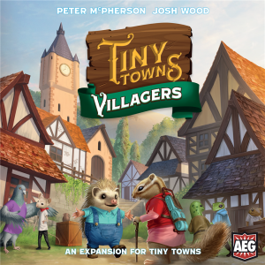Tiny Towns: Villagers ENG