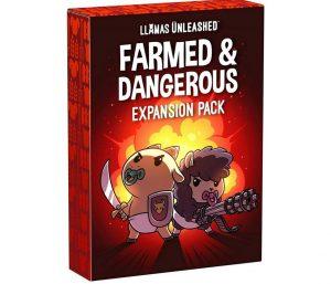 Llamas Unleashed - Farmed and Dangerous