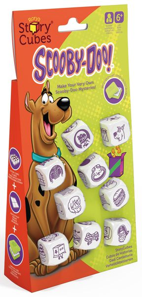 Story Cubes - Scooby-Doo!