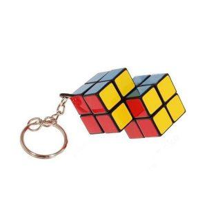 Cube Sleutelhanger - double