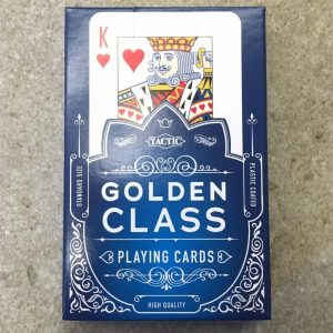 Playing Cards Blue