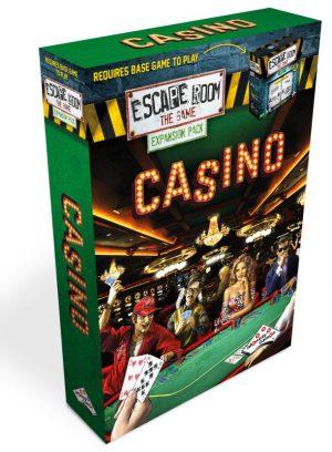 Escape Room Uitbreiding Casino