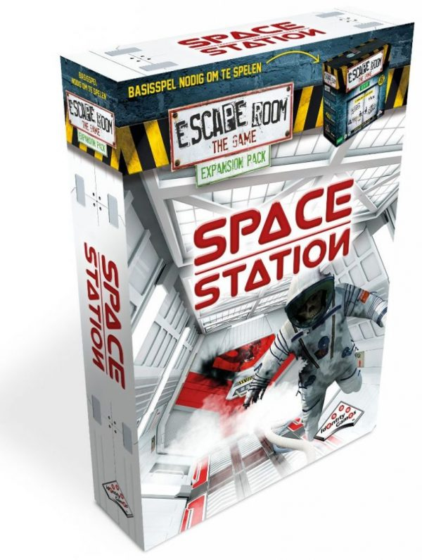 Escape Room Uitbreiding Space Station
