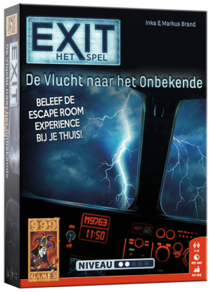 EXIT - De Vlucht naar het Onbekende